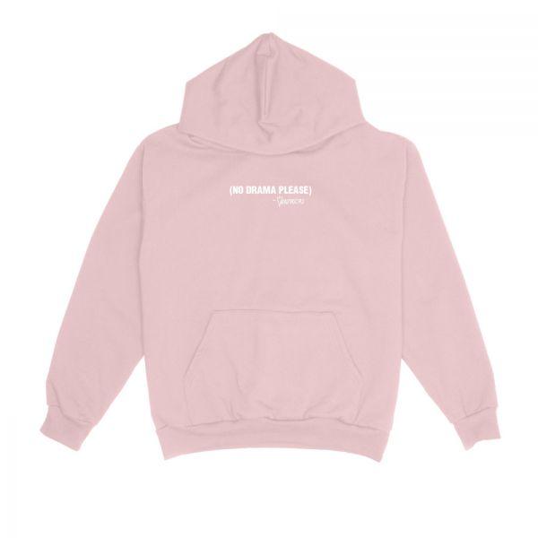No Drama Pink Hood