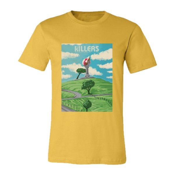 One Tree Hill Yellow Shirt (NZ Exclusive)