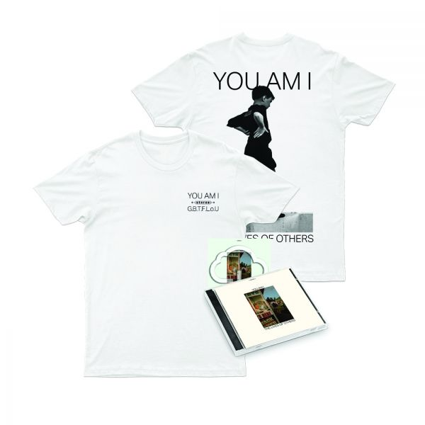 The Lives of Others CD (Jewel Case) + Stereo Kid White Unisex Tshirt + The Lives Of Others Digital Download