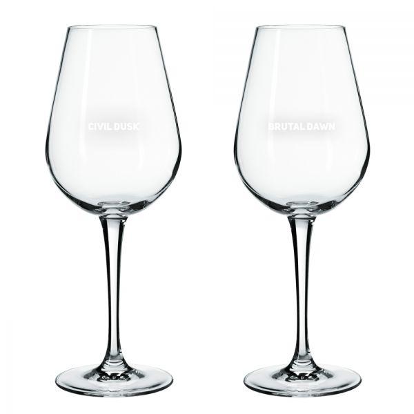 Wine Glass Set by Bernard Fanning