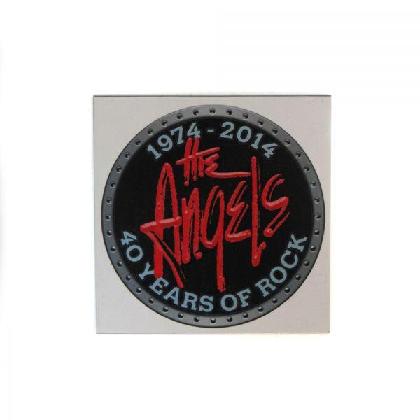 40th Anniversary Fridge Magnet